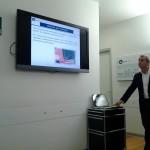 Curs FIV sustinut la clinica Genera de dr. Ubaldi
